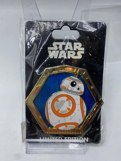 BB-8 Star Wars Droids LE 300 WDI Pin The Force Awakens