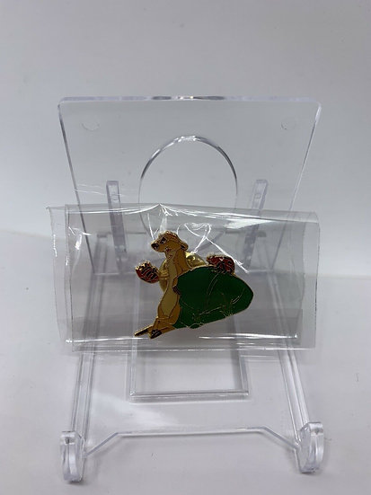The Lion King Wood Box Timon Pin Store