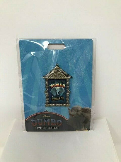 Dumbo Live Action Magnificent Flying Elephant LE 300 Pin DSF DSSH Event