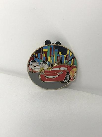 Cars 2 Pixar Beloved Tales LE 300 Pin DSF DSSH Lightning McQueen Mater