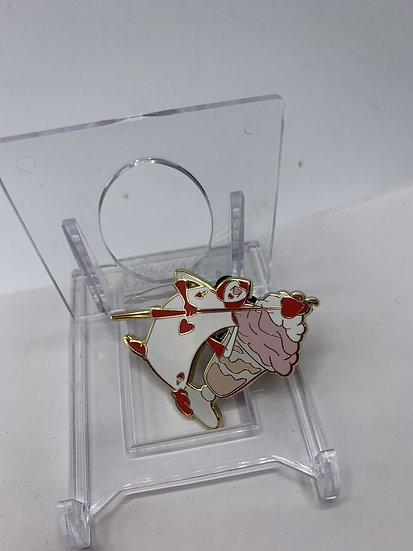 Ace of Hearts Card Pin Trader's Delight PTD LE 300 DSF DSSH GWP Alice
