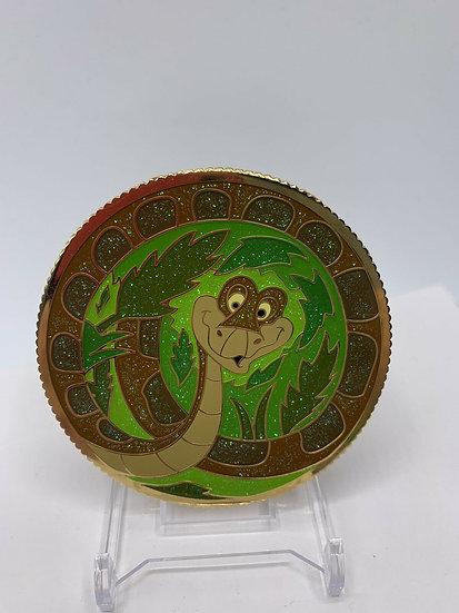 Kaa Snake Jumbo Coin Series LE 300 Pin Jungle Book Shopping Store