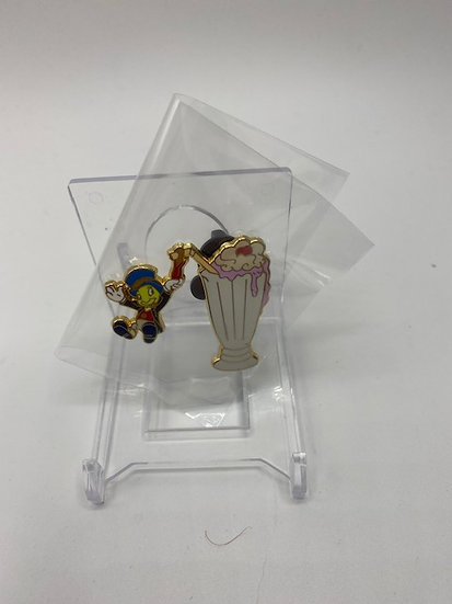 Jiminy Cricket #1 Pin Trader's Delight PTD LE 300 DSF DSSH GWP Pinocchio