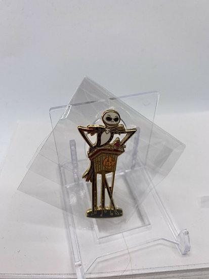 Jack Skellington Halloween 2006 LE 1000 Mystery Pin Shopping Store NBC Nightmare