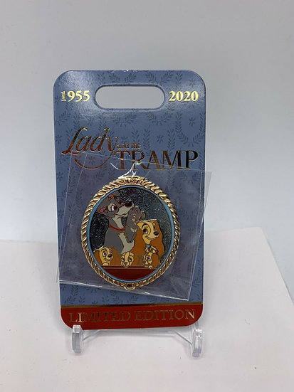 Lady and the Tramp Family Portrait LE 4000 Pin Pups Shopping Store