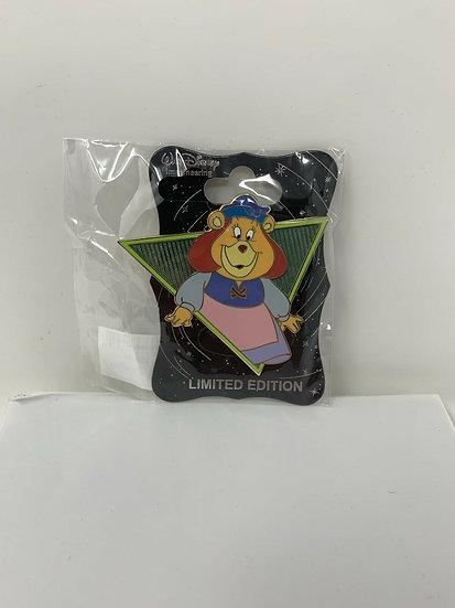 Adventures of the Gummi Bears Grammi Gummi WDI D23 LE 300 Pin