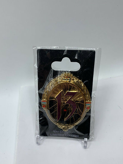 Evil Queen WDW 13 Event Countdown Collection LE 750 Pin Snow White