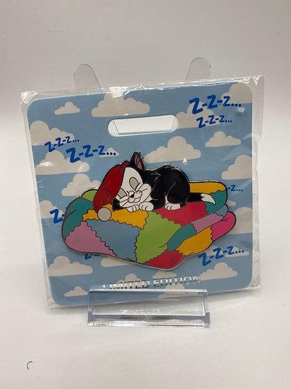 Figaro WDI D23 Cat Nap LE 300 Pin Pinocchio