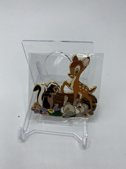 Bambi & Friends LE 100 Pin Thumper Flower Japan Mall JDM