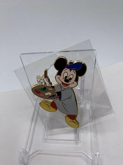 Mickey Mouse Art Box Mystery LE 200 Pin World Shopping Store