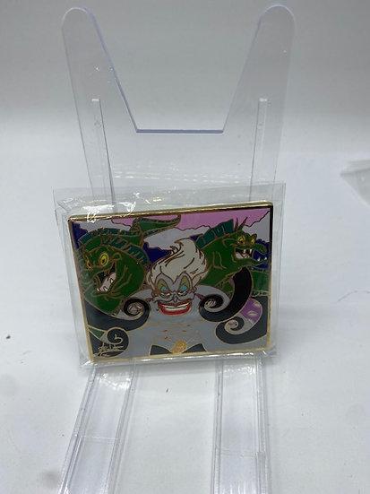 Ursula Auctions Elisabete Gomes LE 100 Pin Little Mermaid Flotsam Jetsam