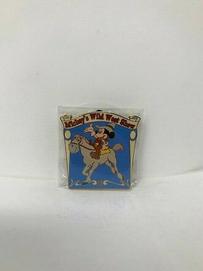 Mickey's Wild West Show LE 1000 Pin Auctions
