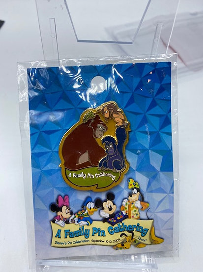 Young Tarzan WDW A Family Pin Gathering  LE 750 Terk Kala