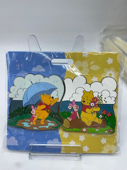 Winnie the Pooh April Showers Bring May Flowers LE 250 WDI 2 Pin Piglet