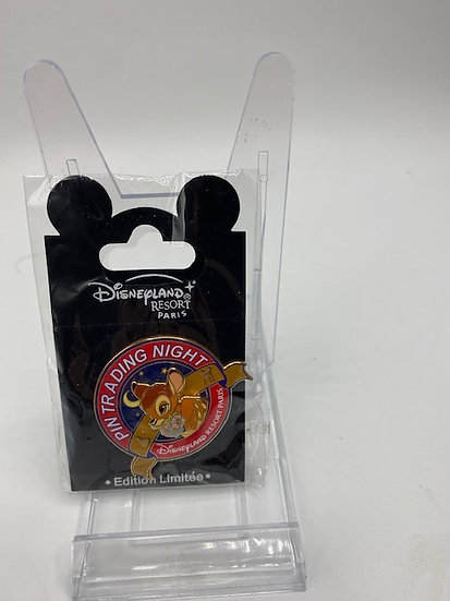 Faline Pin Trading Night PTN LE 400 Bambi Disney Paris DLP