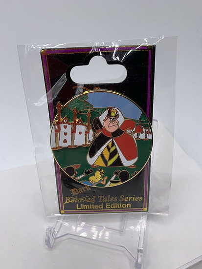 Queen of Hearts Dark Tales LE 300 Pin DSF DSSH Beloved Alice Wonderland