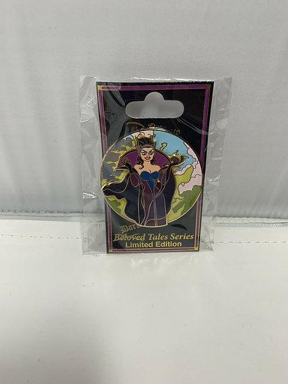 Enchanted Dark Tales LE 300 Pin DSF DSSH D23 Beloved Queen Narissa