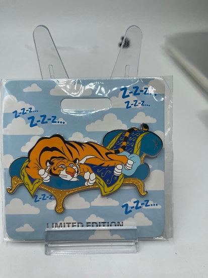 Rajah WDI Cat Nap LE 300 Pin D23 Jasmine Aladdin