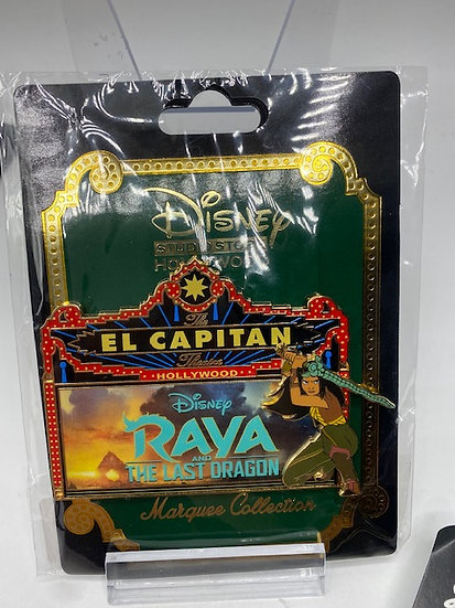 Raya and the Last Dragon LE 400 Marquee Pin DSF DSSH