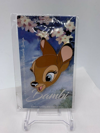Bambi Eleanor Bridge Faline Paris DLP LE 400 Pin