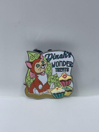 Dinah's Wonder WDW FairyTails Event Pet TreatsLE 250 Pin Alice Cat