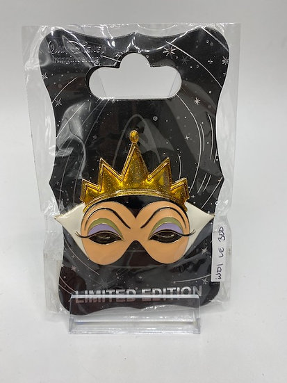 Evil Queen WDI Villains Mask LE 300 Pin Snow White Old Hag