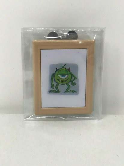 Mike Wazowski Pixar Animation Studios  LE 15 Pin Monsters Inc University