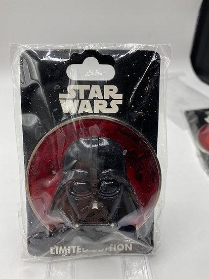 Darth Vader WDI Star Wars Villains Profile LE 300 Pin