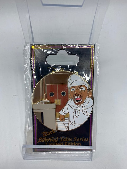 Ratatouille Dark Tales LE 300 Pin DSF DSSH D23 Beloved Chef Skinner