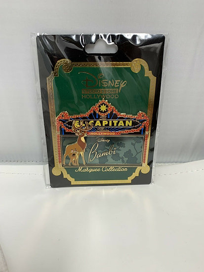 Bambi El Capitan Theatre Marquee LE 400 Pin DSF DSSH D23 The Great Prince