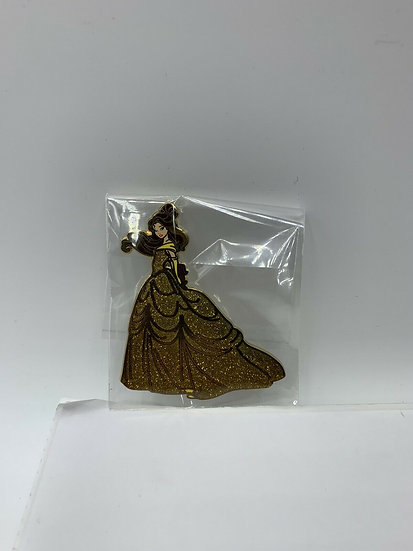 Art of Belle LE 1300 Pin Belle Yellow Dress Beauty & the Beast Store Shopping