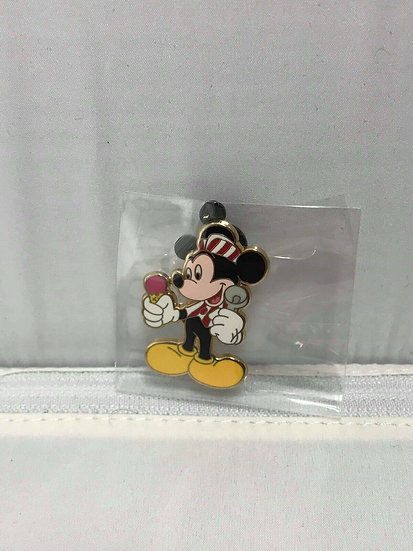 Mickey Mouse Soda Jerk Pin Trader's Delight PTD LE 300 DSF DSSH Ice Cream