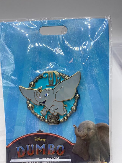 Dumbo Live Action Flying LE 300 Pin DSF DSSH Magnificent Event