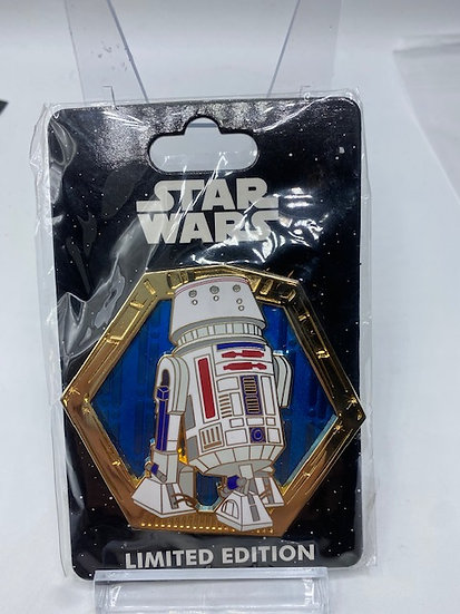 R5-D4 WDI Star Wars Droids LE 300 Pin A New Hope Red