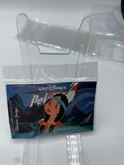 Tiger Lily Disney Paris DLP Eleanore Bridge  LE 400 Pin Peter Pan