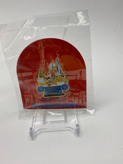 WDW Magic Kingdom Share A Dream Annual Passholder Pin #4 LE 7500 Parade