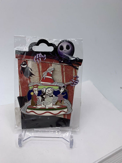 Lock Shock and Barrel LE 300 Pin DSF DSSH 2011 Nightmare Before Christmas