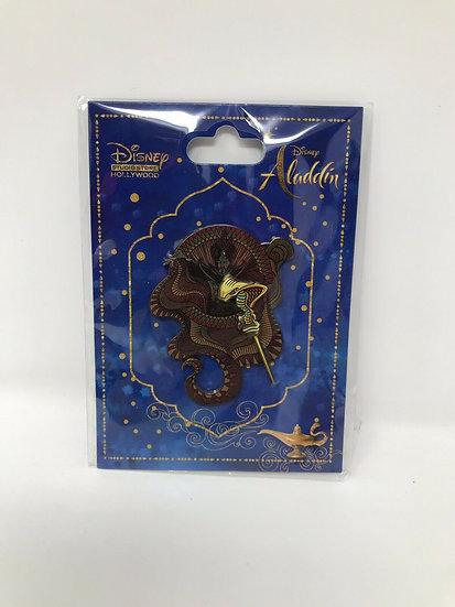 Jafar Snake LE 300 Pin DSF DSSH Aladdin Live Action