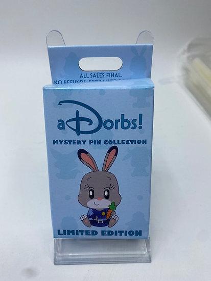 Zootopia Mystery Box Adorbs! 2 Pins WDI LE 300 or 200
