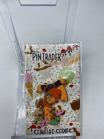 Wreck it Ralph #2 Pin Trader's Delight PTD LE 300 DSF DSSH GWP
