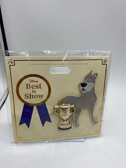 Einstein WDI Best in Show Dogs LE 300 Pin Oliver & Company