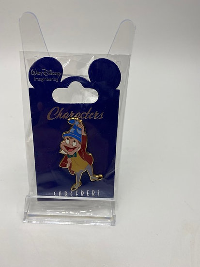 Mr Toad WDI Characters in Sorcerer Hats LE 250 Pin Adventures of Ichabod