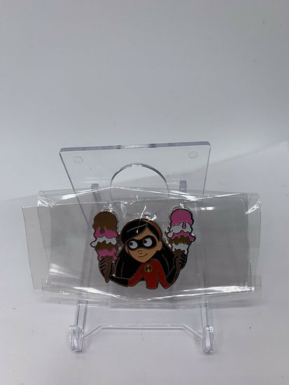 Violet Pin Trader's Delight PTD LE 500 DSF DSSH Incredibles Invisigirl