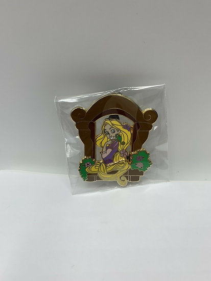 Rapunzel & Pascal Into the Woods LE 400 Pin DSF DSSH Tangled Window