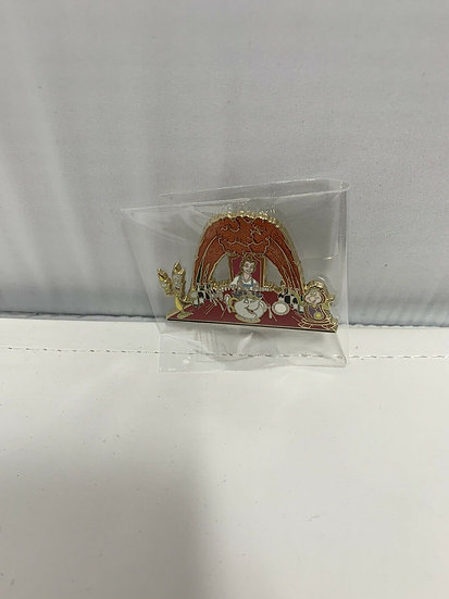 Belle and Friends LE 250 Pin Beauty and the Beast Shopping Store