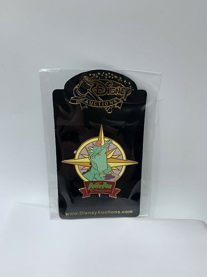 Peter Pan 50th Anniversary Auctions Tick Tock Crocodile LE 100 Pin