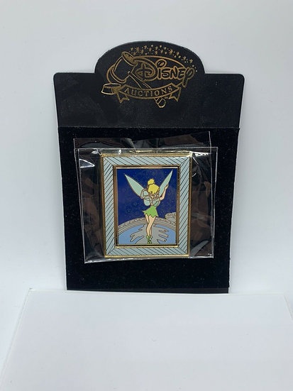 Tinker Bell Square Auctions Elisabete Gomes LE 100 Pin Peter Pan