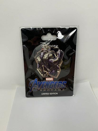 Marvel Avengers Endgame Thanos LE 150 Surprise Pin DSF DSSH