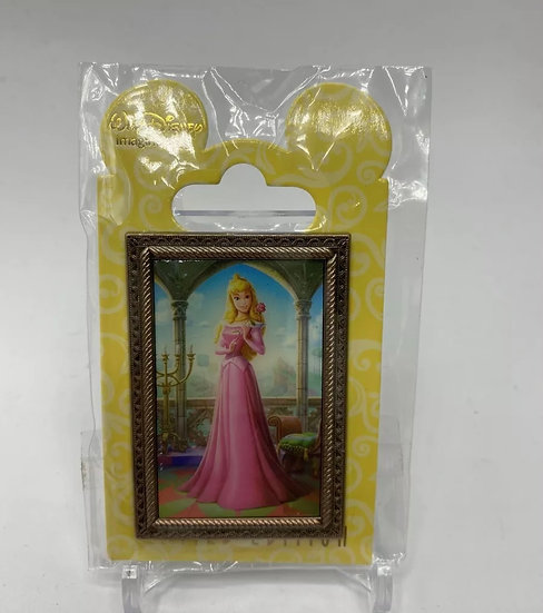 Aurora WDI Princess Fairytale Hall Portraits LE 200 Pin Sleeping Beauty