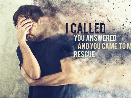 I Called. You Answered.